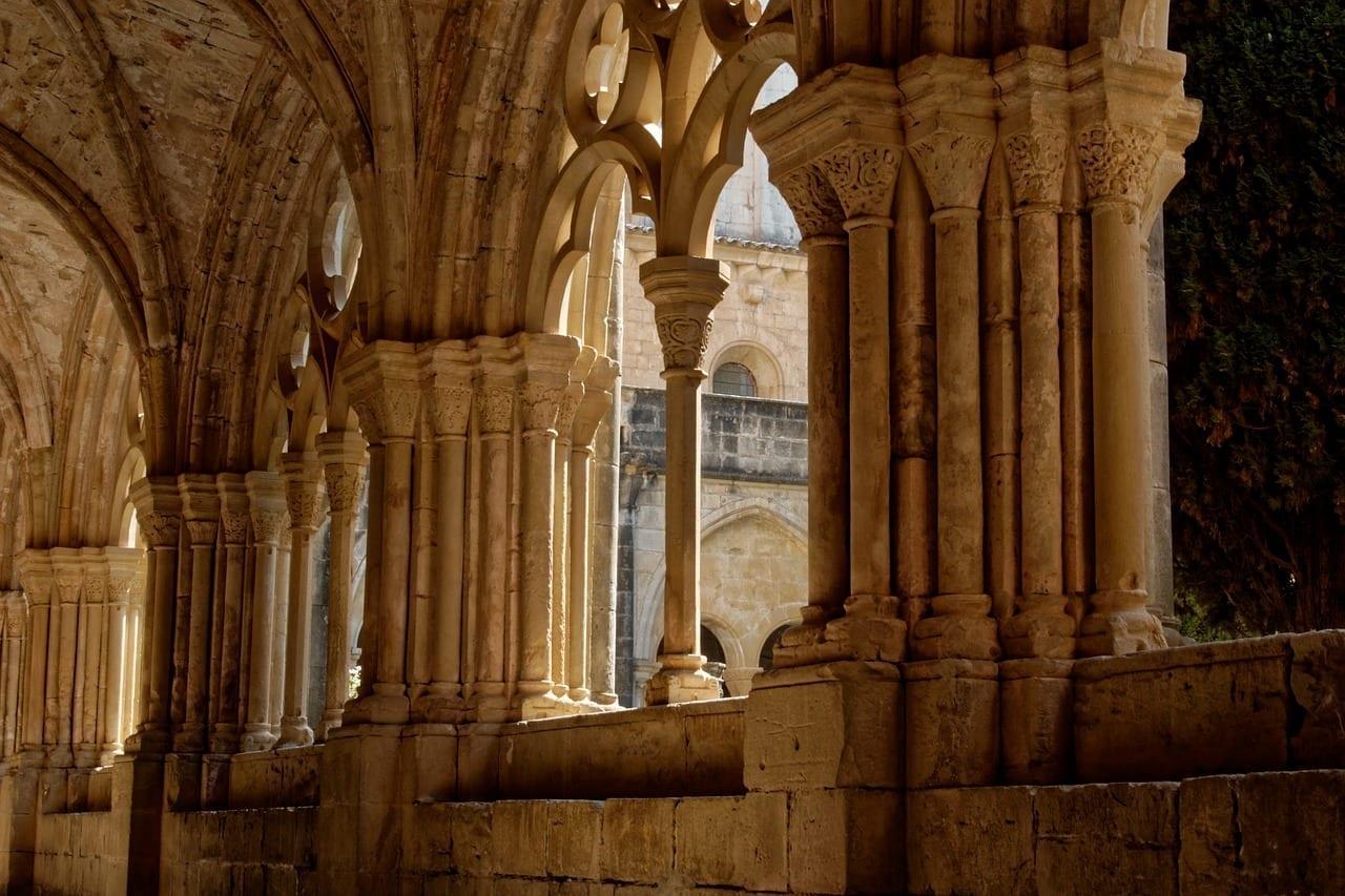 Monasterio Tarragona Cataluña España