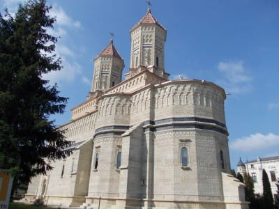 Monasterio Trei Ierarhi Iasi Rumania