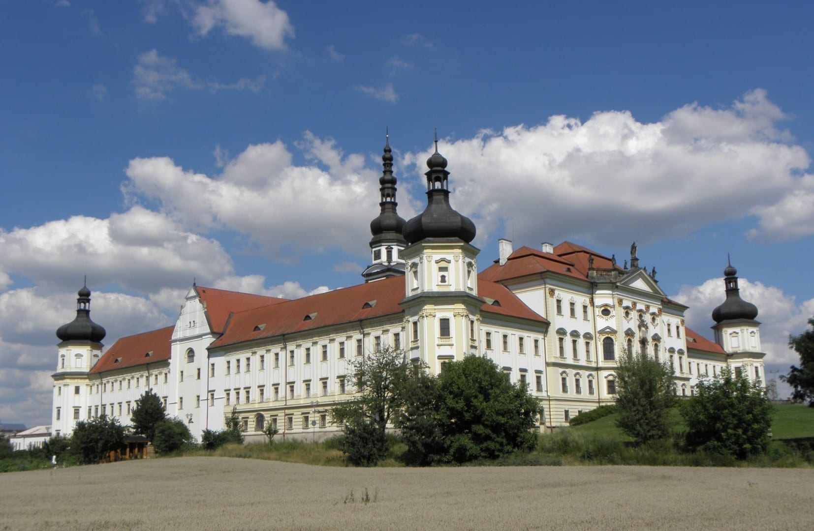 Monasterios de Hradisko Olomouc República Checa