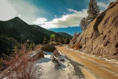 Montaña Aspen Snow Estados Unidos