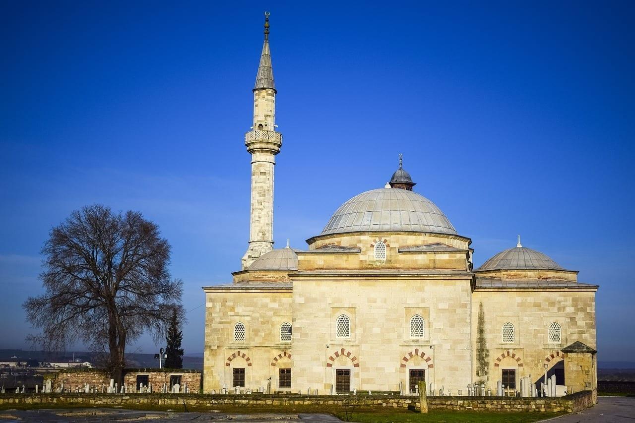 Muradiye Cami Edirne Turquía
