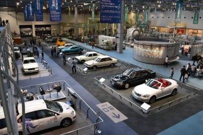 Museo Conmemorativo Toyota de Industria y Tecnología Nagoya Japón