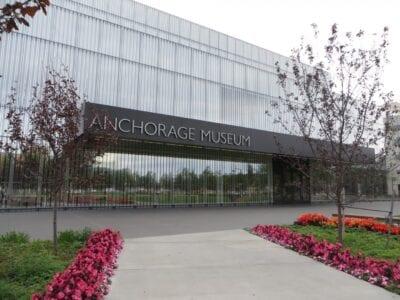 Museo de Anchorage en el Centro Rasmuson, 2014 Anchorage Estados Unidos