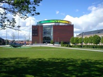 Museo de Arte ARoS Aarhus Dinamarca