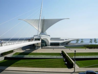 Museo de Arte de Milwaukee Milwakee (Winsconsin) Estados Unidos