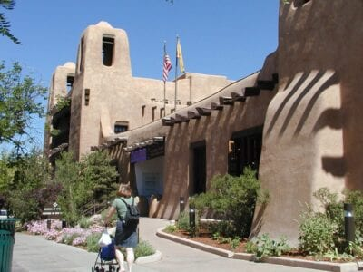 Museo de Arte de Nuevo México Santa Fe (Nuevo México) Estados Unidos