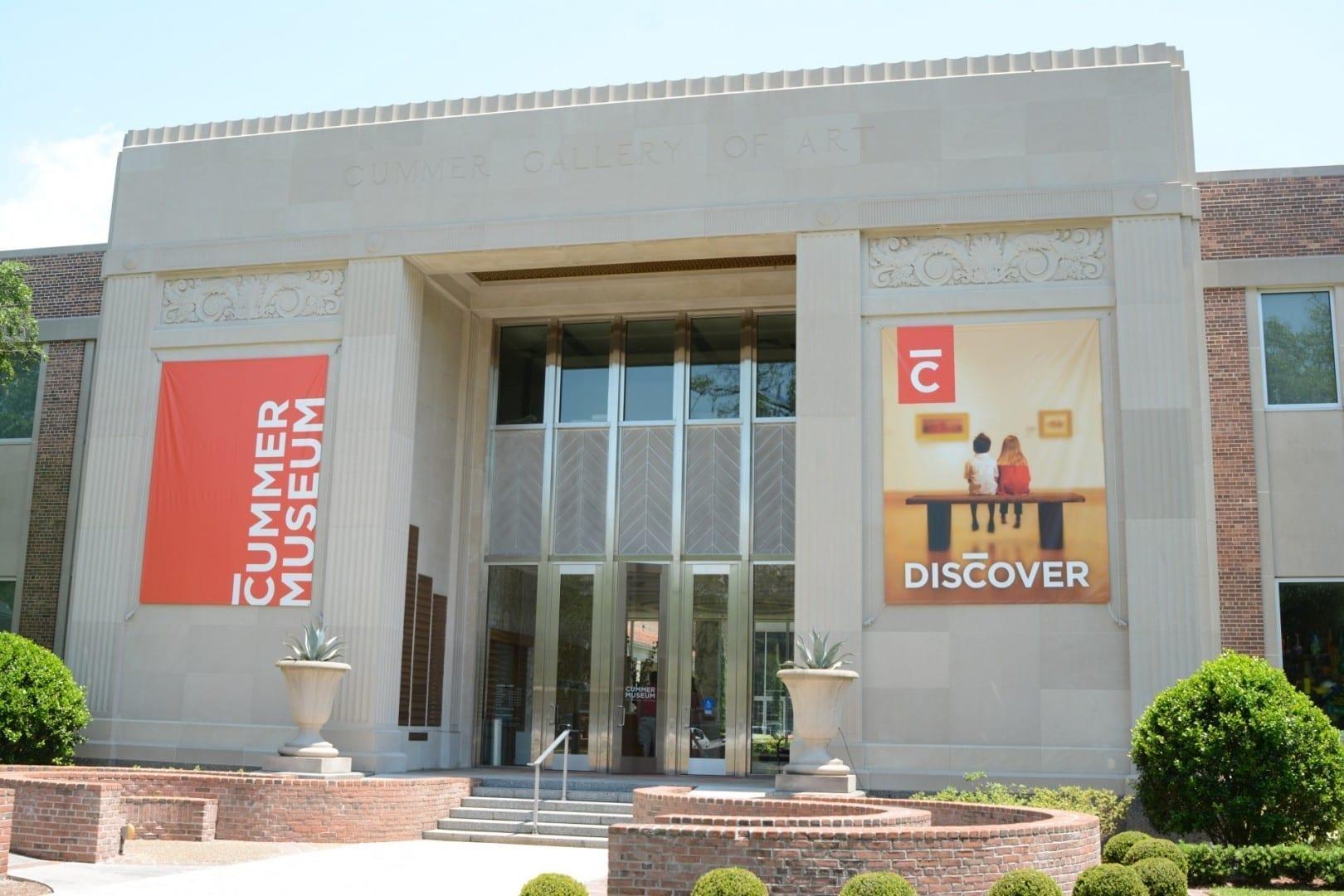 Museo de Arte y Jardines Cummer Jacksonville (Florida) Estados Unidos