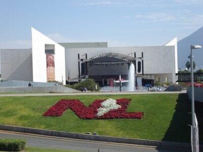 Museo de Historia Mexicana en el centro de Monterrey Monterrey México