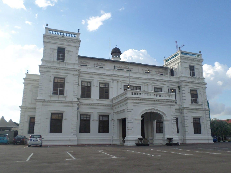 Museo de la figura Johor Baru Malasia