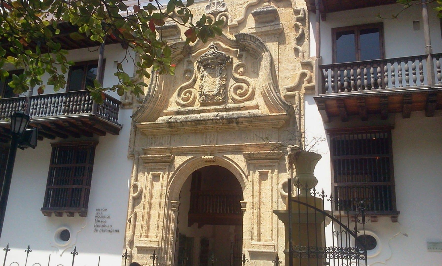Museo de la Inquisición Cartagena de Indias Colombia