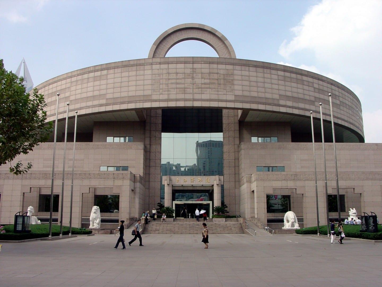 Museo de Shangai Shanghái China
