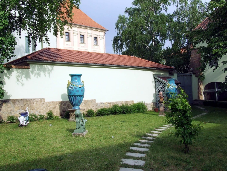 Museo del Jardín de Zsolnay Pécs Hungría