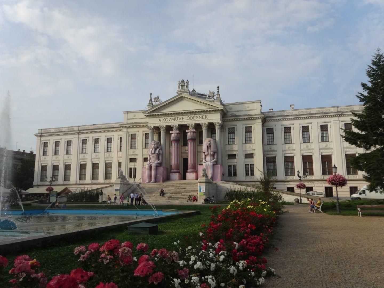 Museo Ferenc Mora Szeged Hungría
