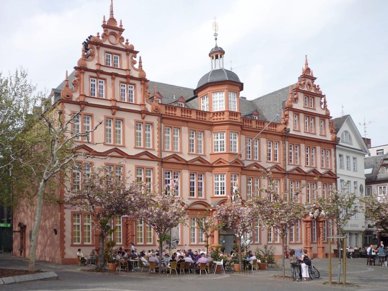 Museo Gutenberg - casa