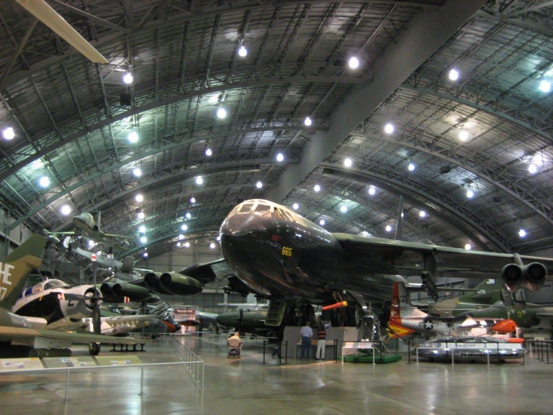 Museo Nacional de la Fuerza Aérea de los Estados Unidos Dayton OH Estados Unidos