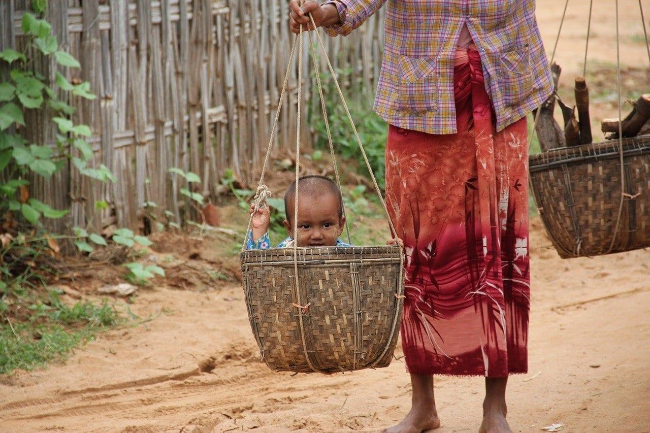 Myanmar Bagan Asia Myanmar