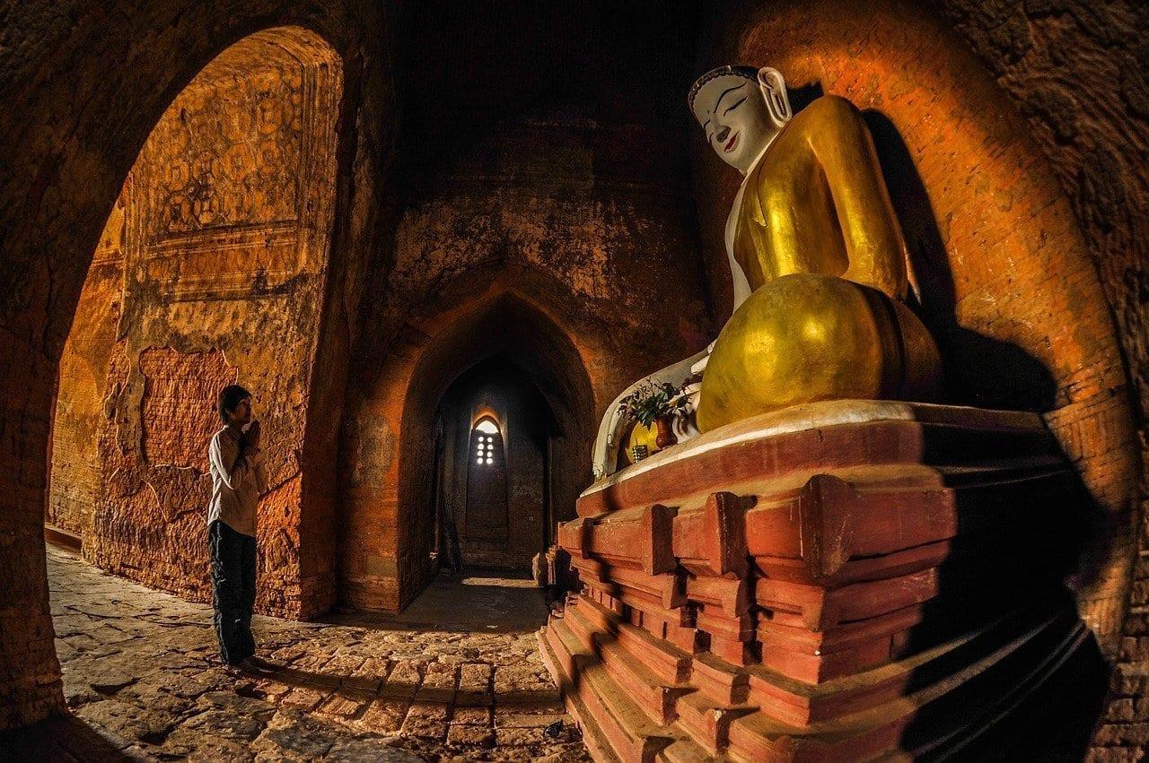 Myanmar Bagan Birmania Myanmar