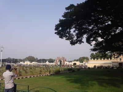 Mysore Palacio Karnataka India