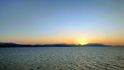 Nafplio Sunrise Grecia Grecia