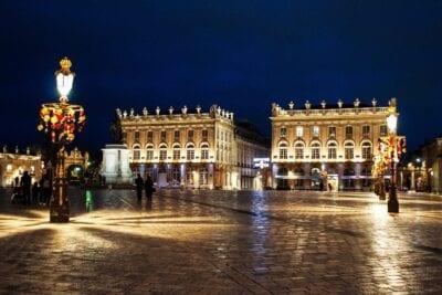 Nancy Lorena Frankreichreise Francia