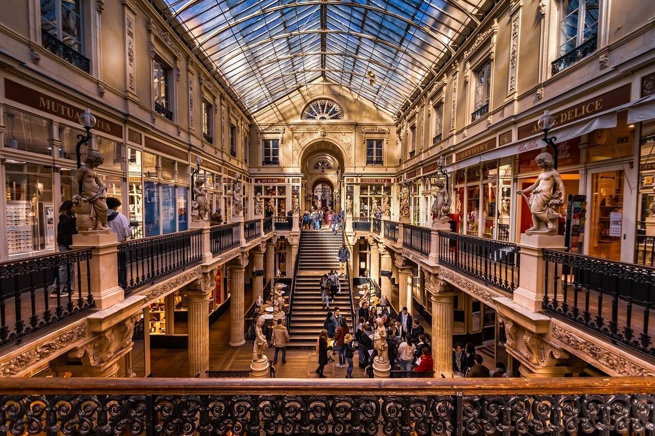 Nantes Tiendas Por Departamento Francia Francia