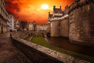 Nantes Turismo Castillo Francia