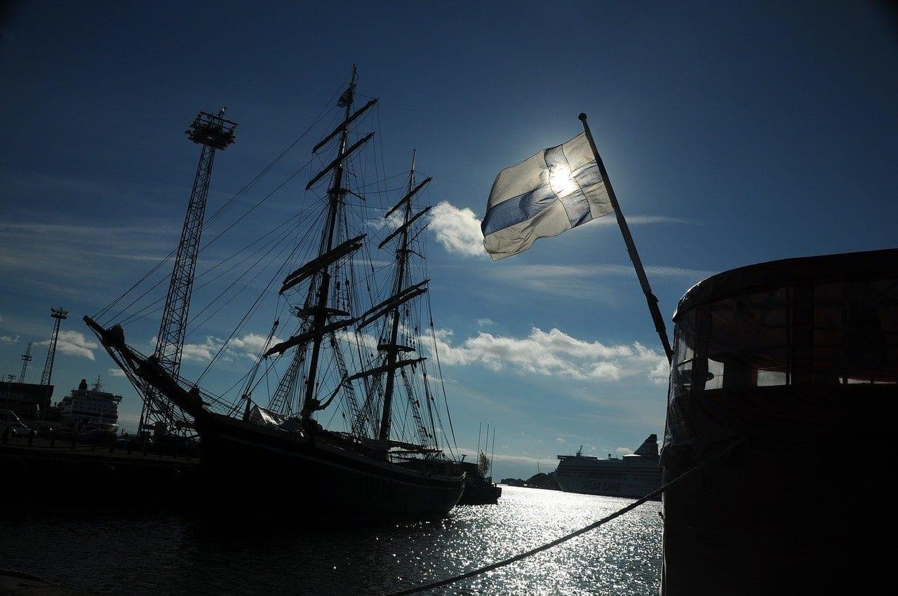 Nave Finlandia Helsinki Finlandia