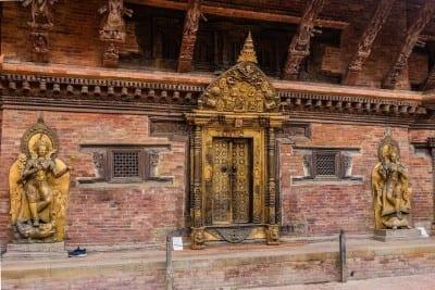 Nepal Katmandú Durbar Square Nepal