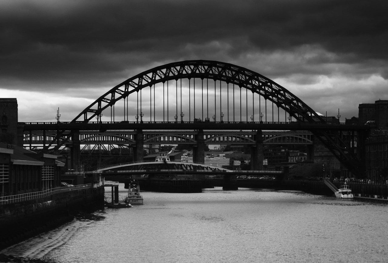 Newcastle Northumberland Inglaterra Reino Unido