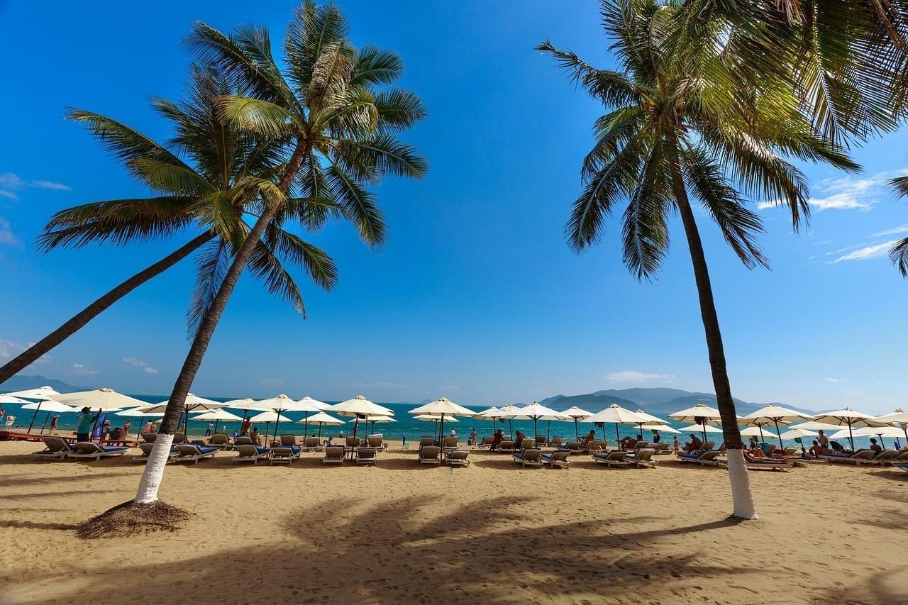 Nha Trang Vietnam Playa Vietnam