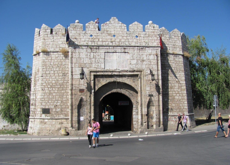 Niška tvrđava, Fortaleza de Nis Niš Serbia