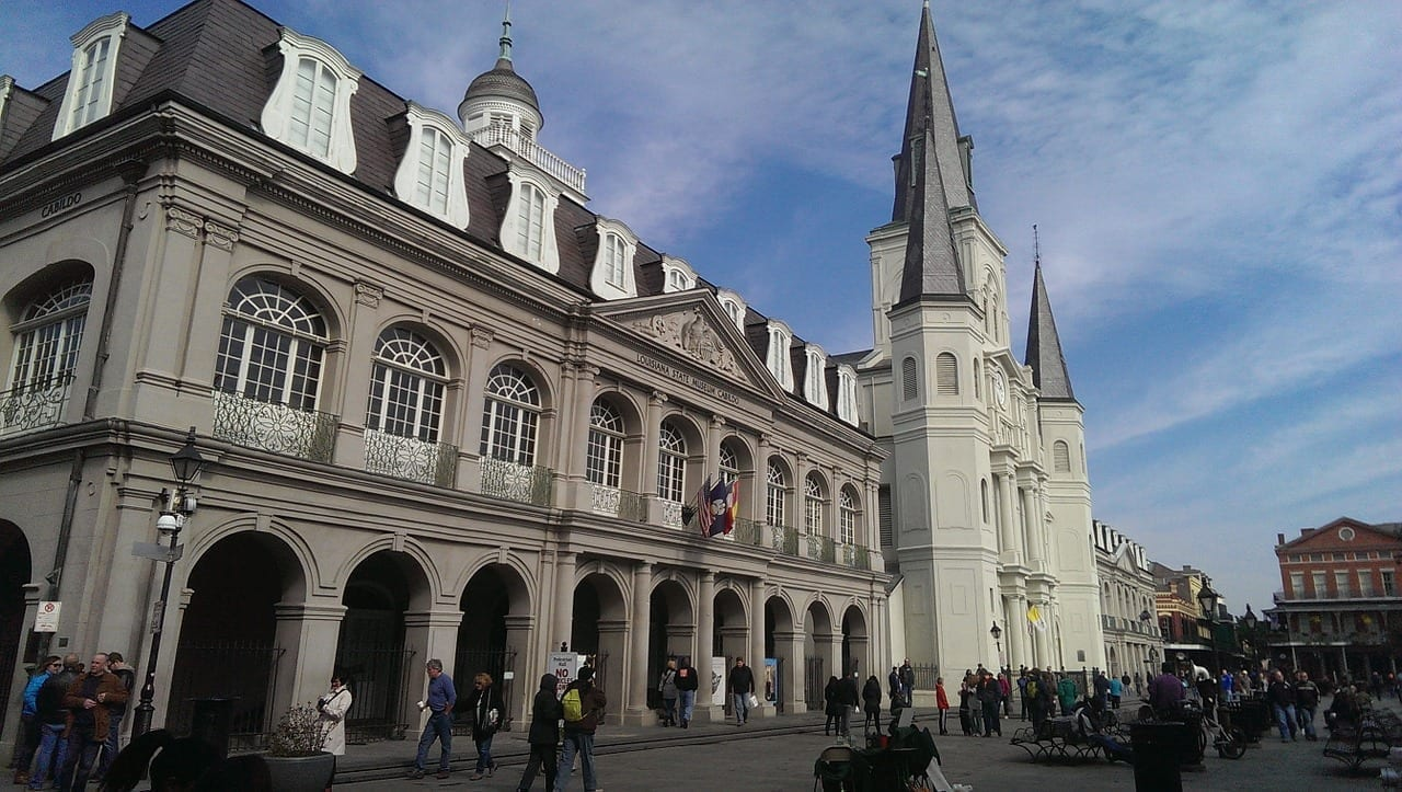 Nueva Orleans Ciudad Orleans Estados Unidos