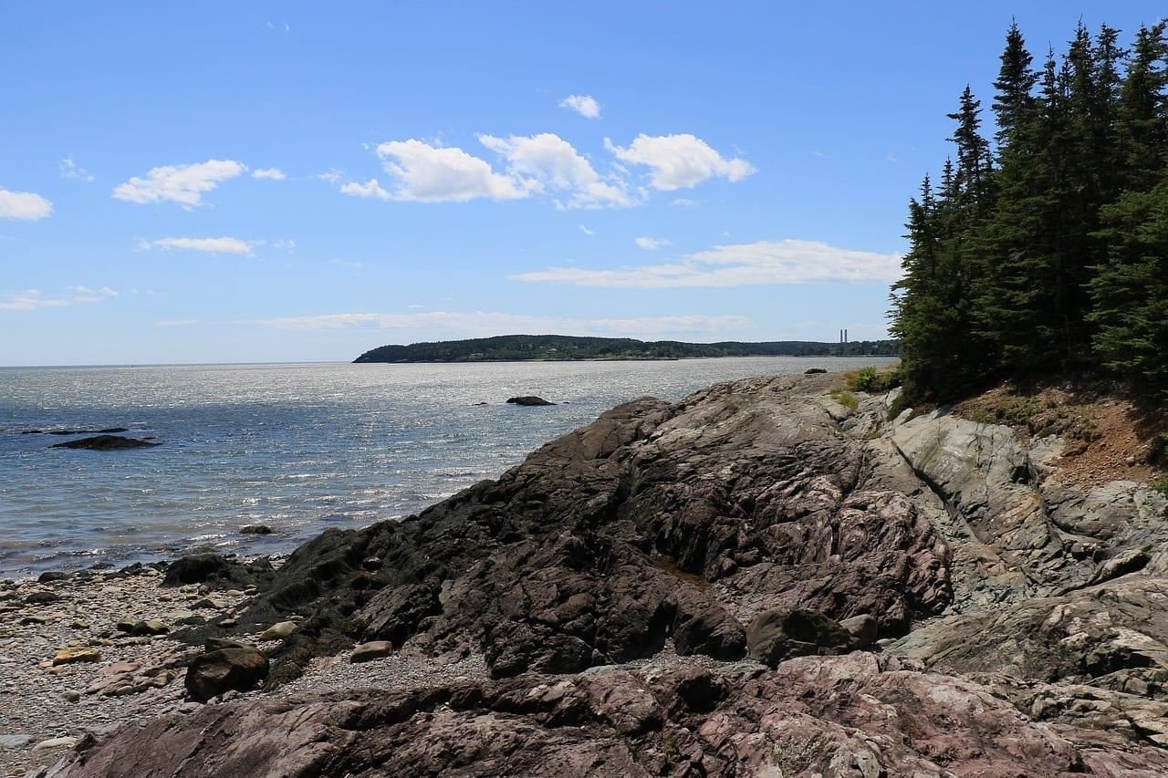 Nuevo Brunswick El Turismo Irving Parque De La Naturaleza De Alemania