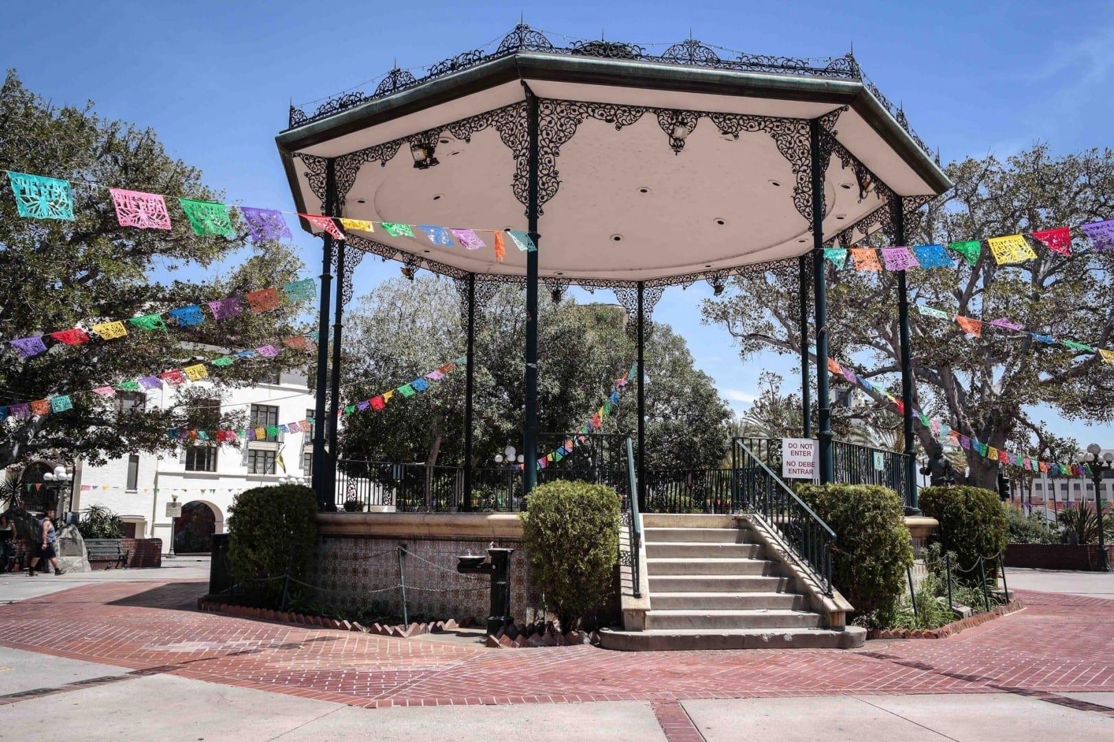 Old Los Angeles Plaza, El Pueblo de Los Angeles Los Ángeles Estados Unidos