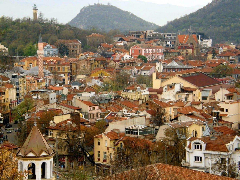 Old Plovdiv Plovdiv Bulgaria