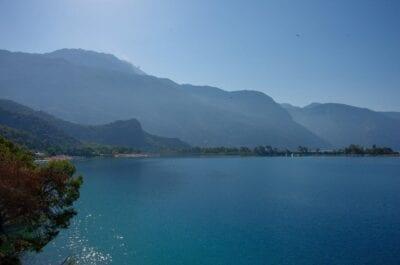 Oludeniz Fethiye Turismo Turquía