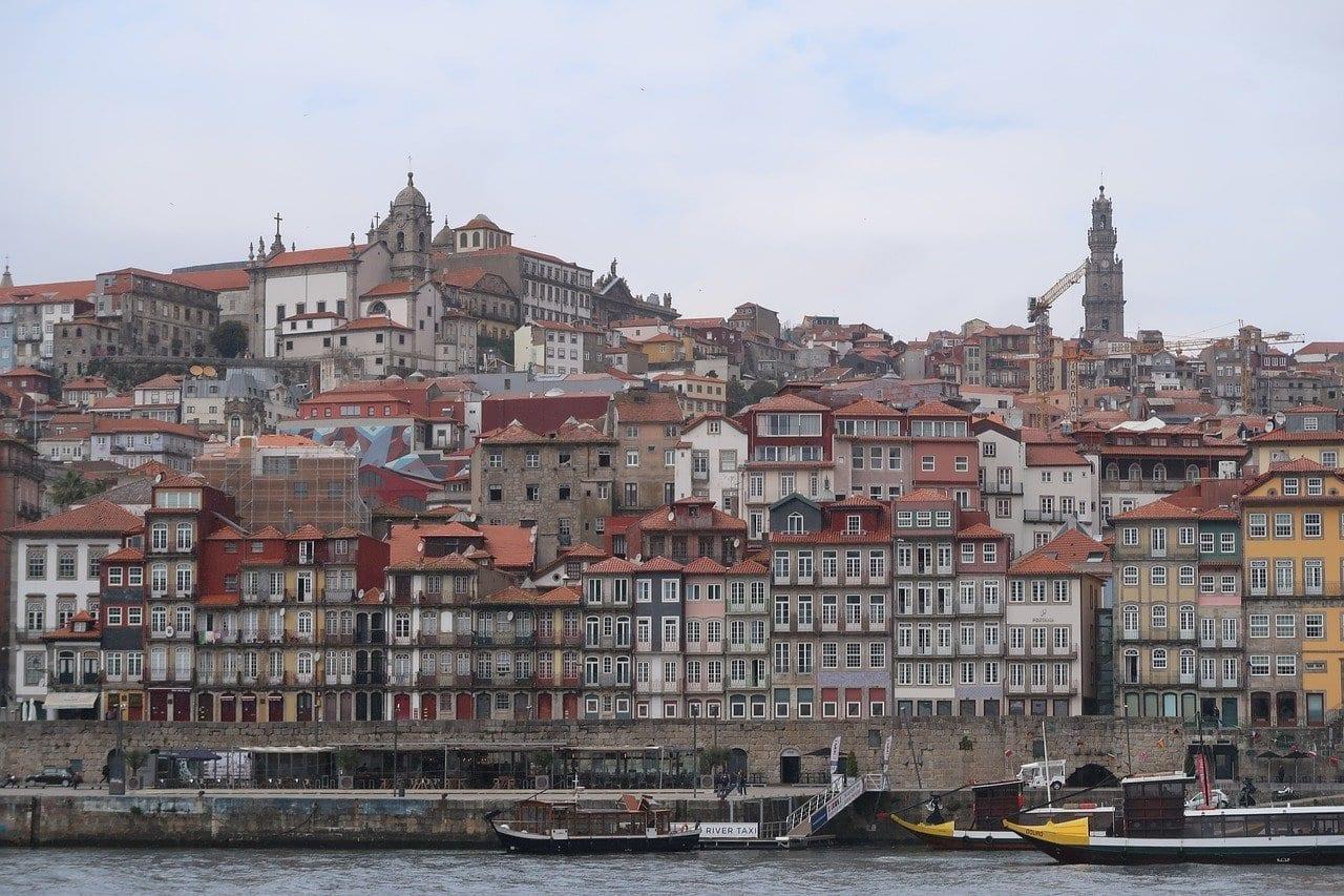Oporto Douro Río Portugal