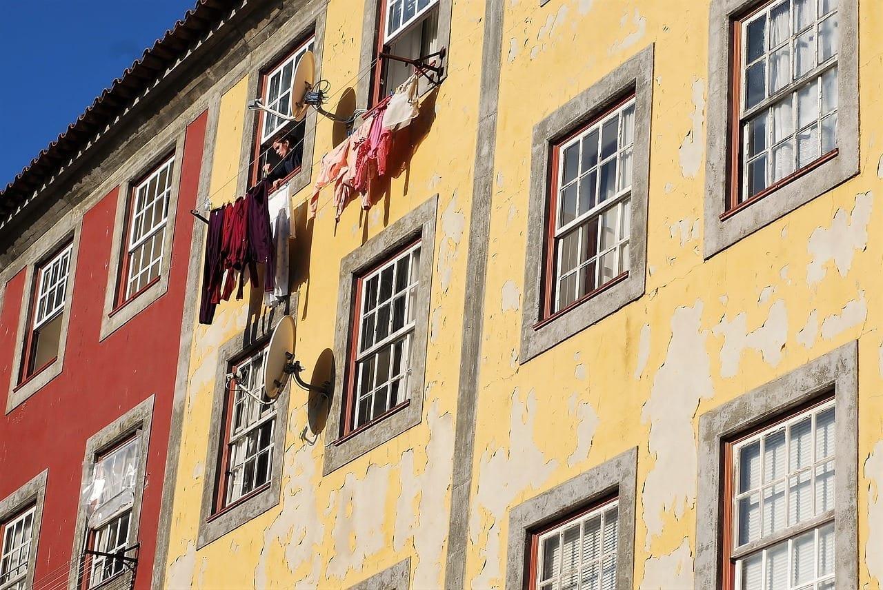Oporto Porto Casas Portugal