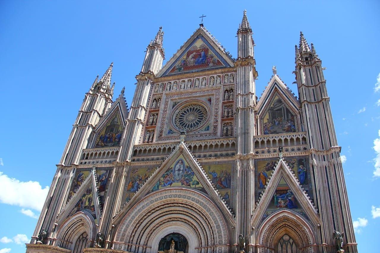 Orvieto Italia Catedral Italia