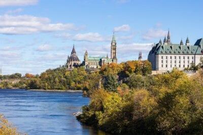 Ottawa Parlamento Canadá Canadá