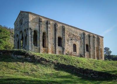 Oviedo España Iglesia España