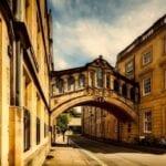 Oxford Inglaterra Gran Bretaña Reino Unido
