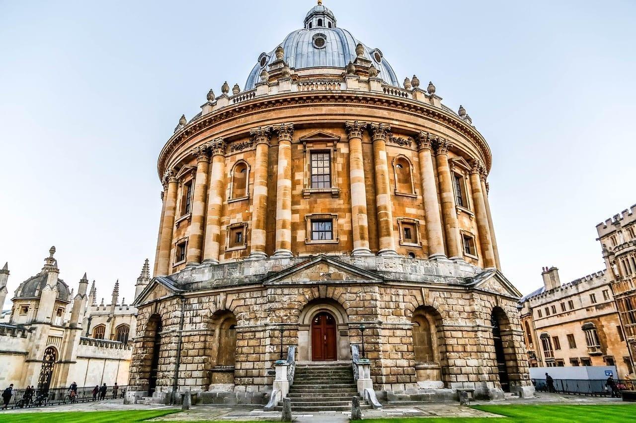 Oxford Radcliffe Camera Arquitectura Reino Unido