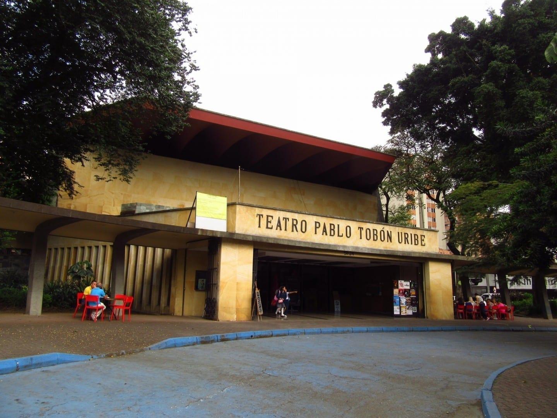 Pablo Tobón Uribe Theatre El Poblado (Medellín) Colombia
