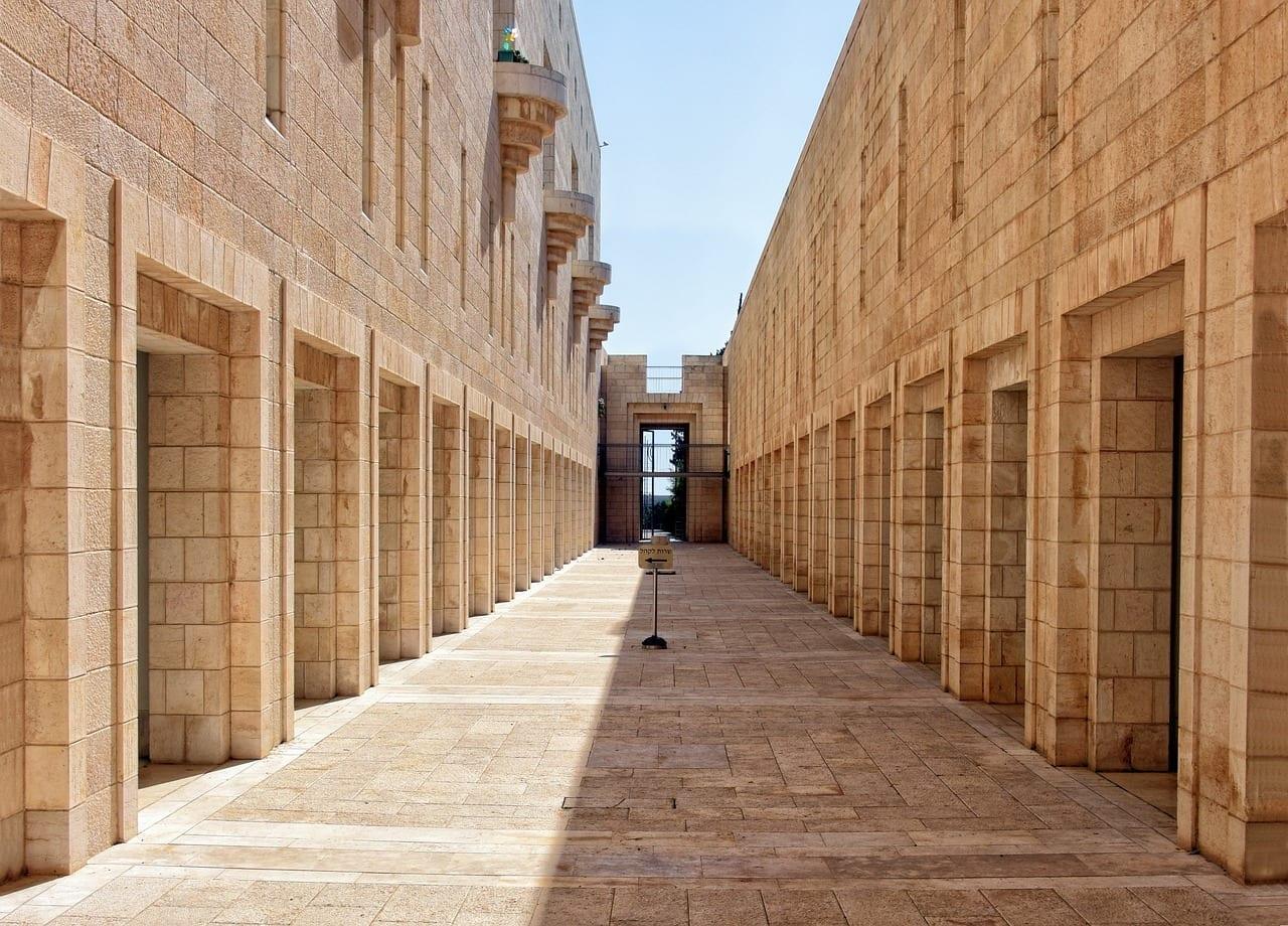 Palacio De Justicia Jerusalén Arquitectura Israel
