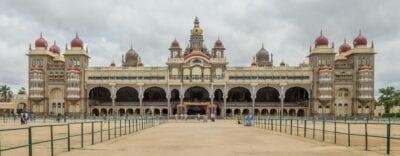 Palacio de Mysore Mysore India