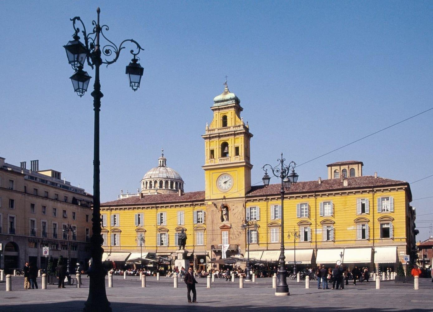 Palacio del Gobernador Parma Italia