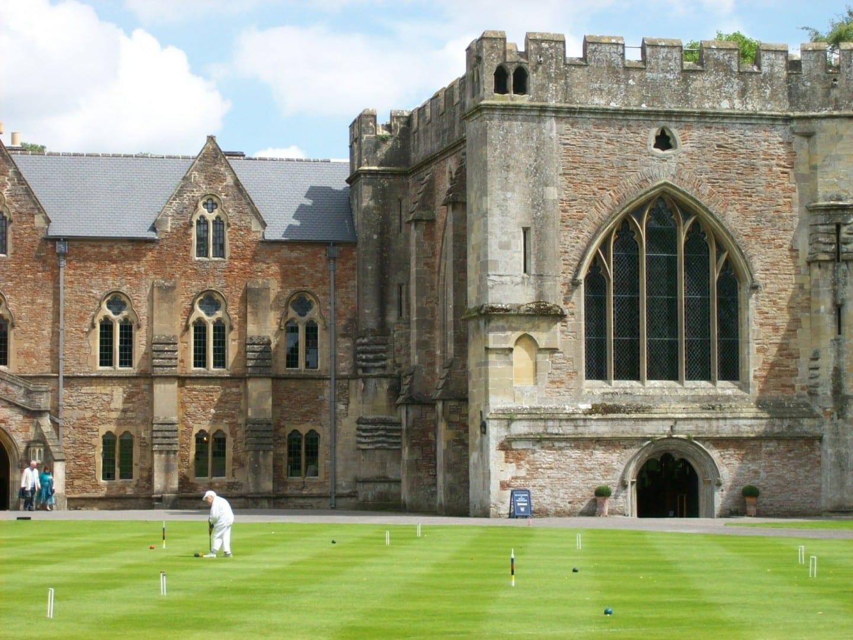 Palacio del Obispo Wells Reino Unido