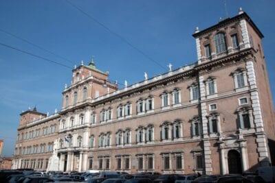 Palacio Ducal Módena Italia