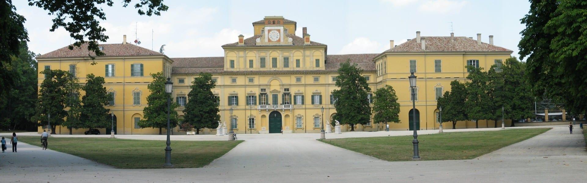Palacio Ducal Parma Italia